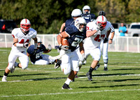 Menlo College vs Pacific University Football