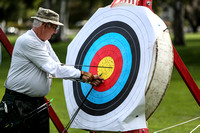 Senior Games Archery-7