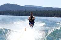 Boating on Lake Almanor-917