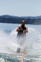 Boating on Lake Almanor-926