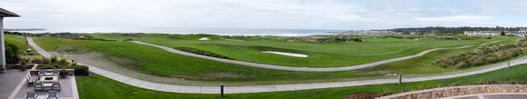 Spanish Bay Inn and Golf Links Panorama
