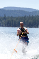 Boating on Lake Almanor-921