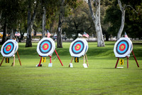 Senior Games Archery-12
