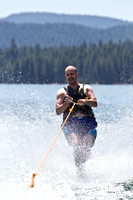 Boating on Lake Almanor-920