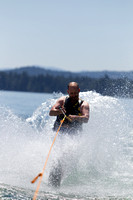 Boating on Lake Almanor-927