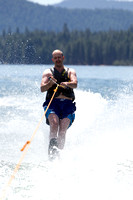 Boating on Lake Almanor-919